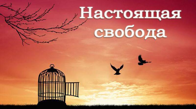 настоящая-свобода-Ирина Лемешаева